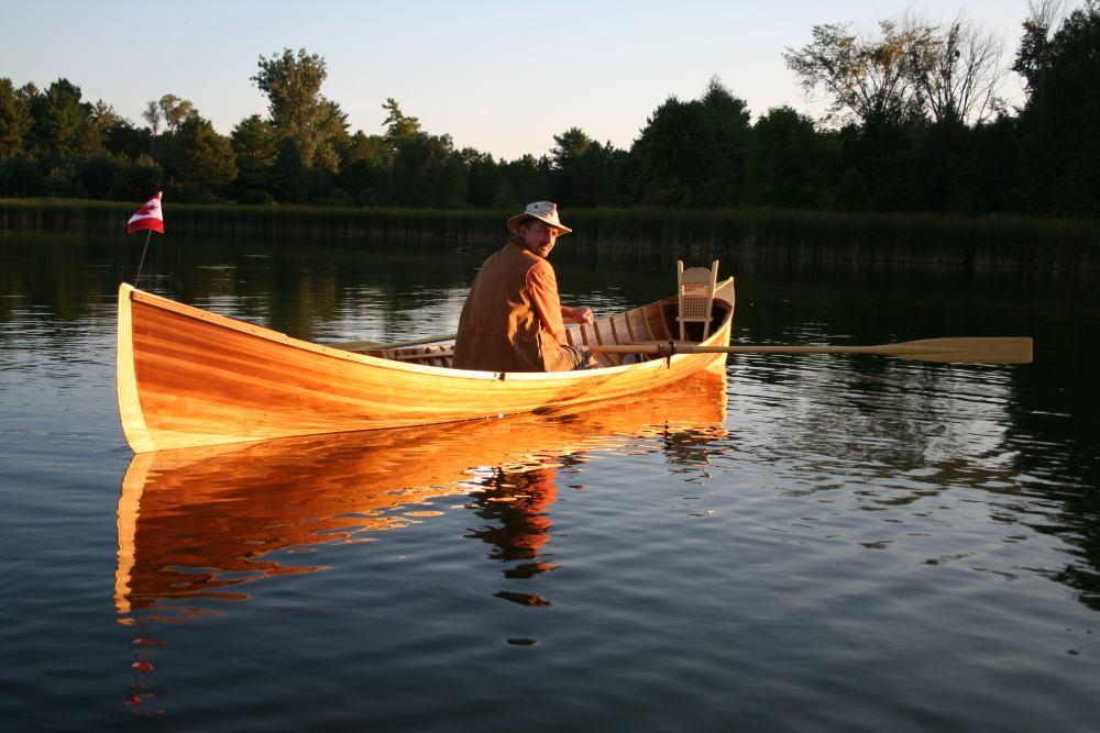 Wooden Boats Dan Gallagher