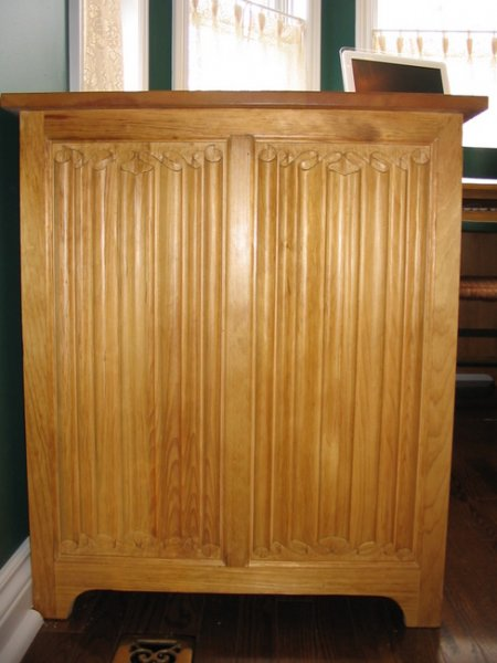 ... Carving & Woodworking, Country furniture Ontario | Dan Gallagher