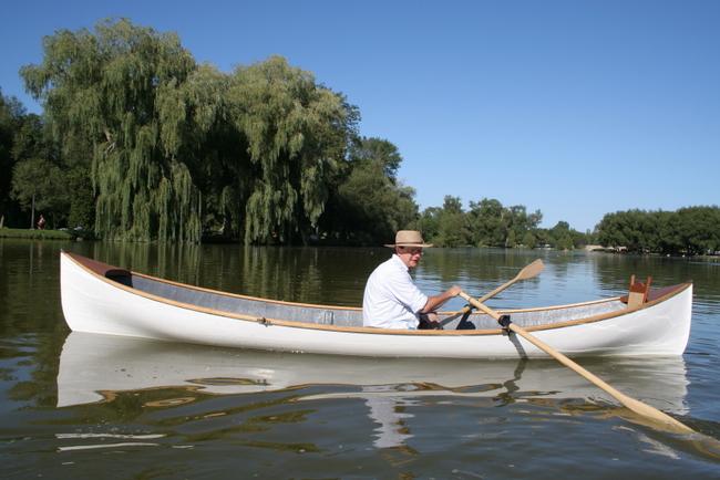 kevlar guide boat